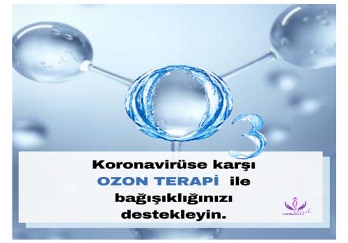 Koronavirüs'den Korunma Ve Tedavide Ozon